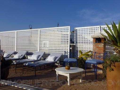 Superbe maison d'hotes 8 chambres vue mer