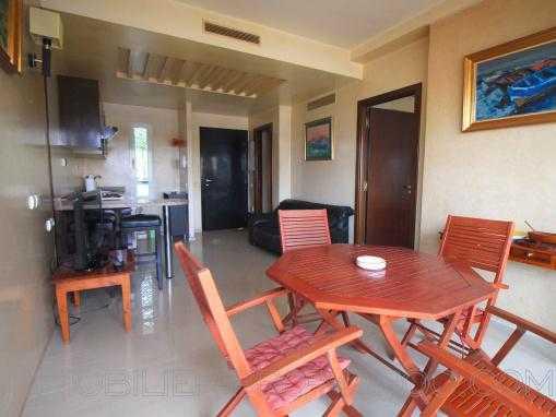 Appartement lumineux, dans une résidence à 10m de la plage