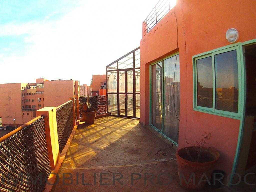 Appartement Quartier Route de Casablanca