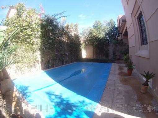 Très belle villa Targa