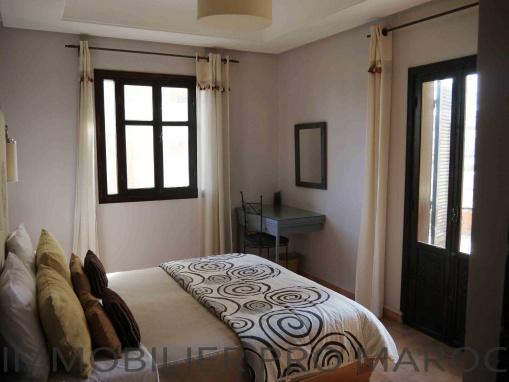 Appartement meublé 3 chambres à 100m de la plage