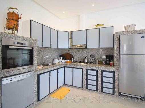 Magnifique et confortable villa, meublée avec piscine à seulement 8 Kms d'Essaouira