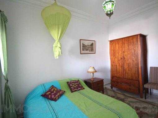 Bel appartement 3 chambres, meublé au quartier Borj d'Essaouira