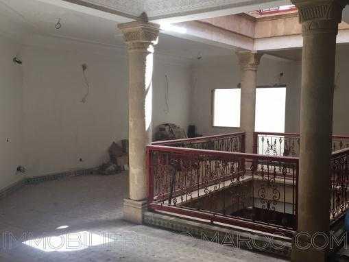 Restaurant/Riad à finir dans la médina d'Essaouira