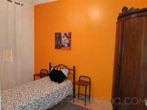 Bel et spacieux appartement meublé, 3 chambres au quartier Borj