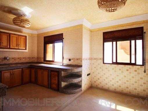 A SAISIR: Appartement 120m², non meublé, au quartier rzwnak