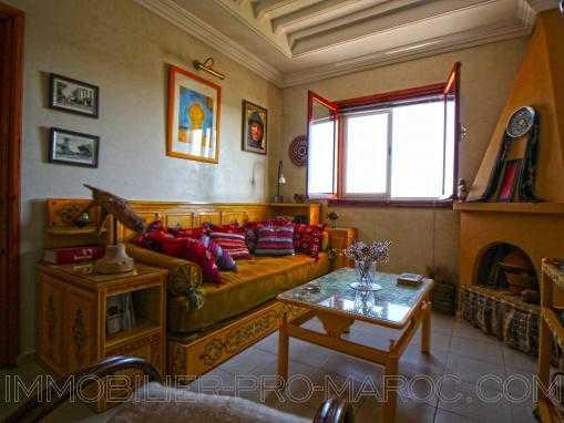 Appartement 3 chambres entièrement meublé avec vue dégagée