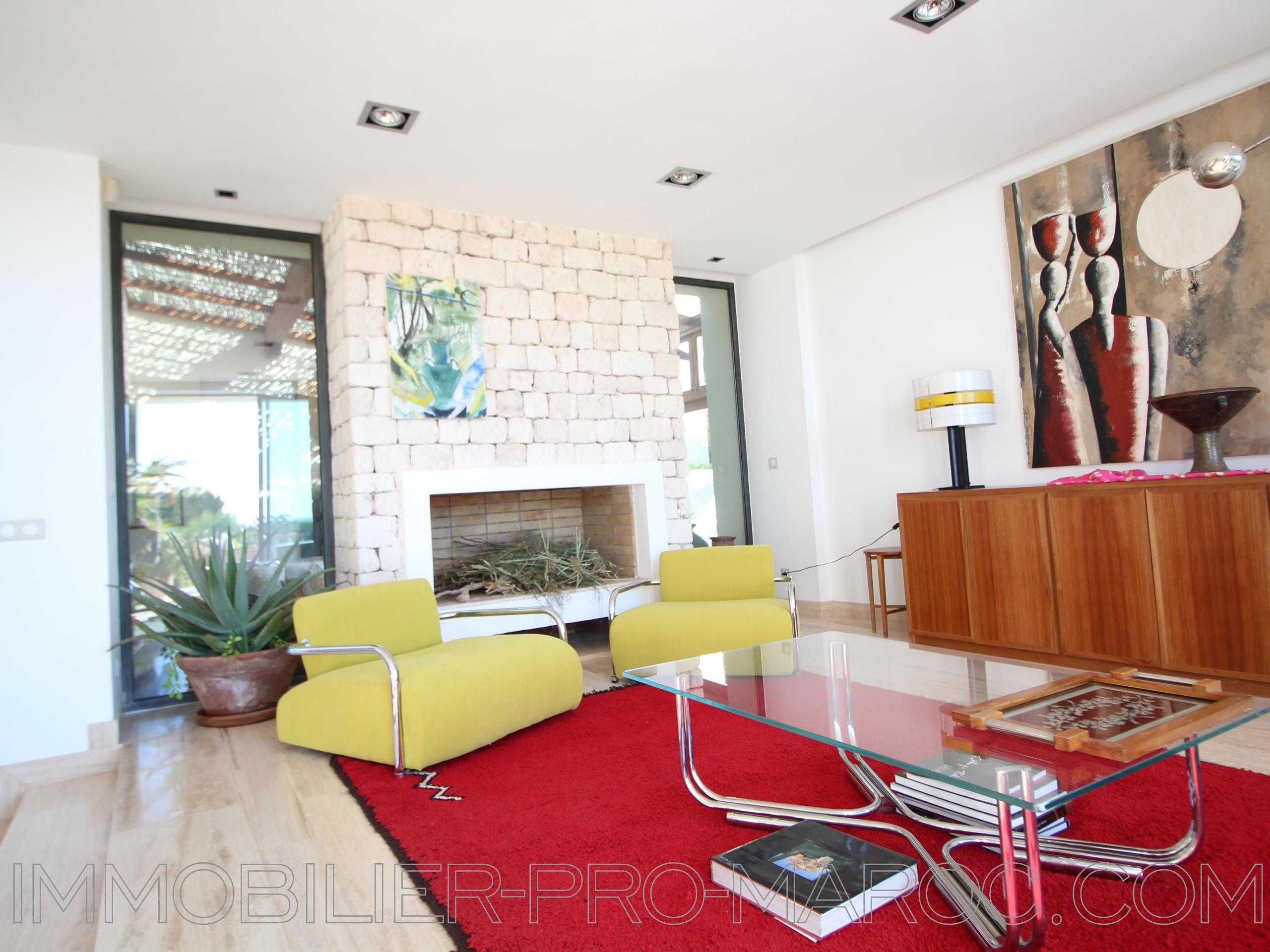 Villa 5 chambres 340m² en location saisonnière à Essaouira ref 5979