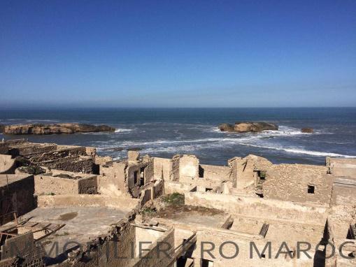 RIAD à rénover vue mer au coeur de la médina d'Essaouira