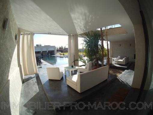 Villa moderne , 100% autonome