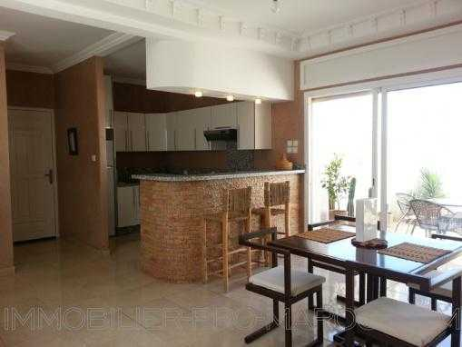 BEL OPPORTUNITE: Appartement TERRASSE, meublé au quartier lagune d'Essaouira