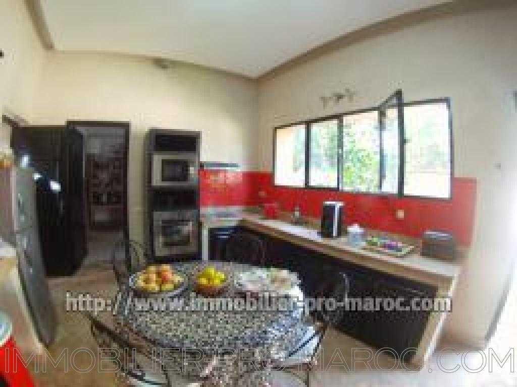 Villa en Location Longue Durée à Marrakech
