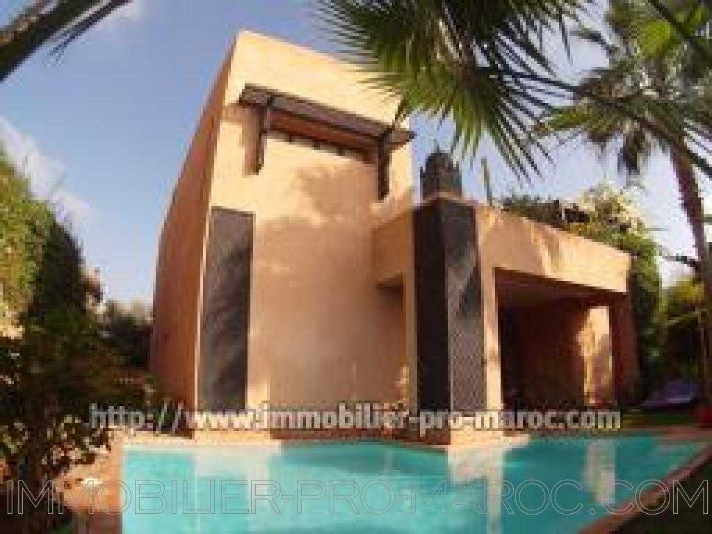 Villa Surface du Terrain 650 m²