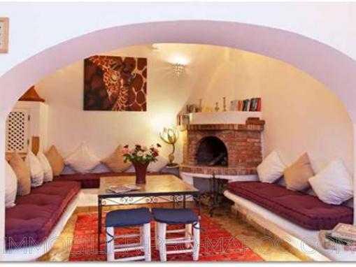maison d'hôtes vue mer 6 chambres dans la médina d'Essaouira