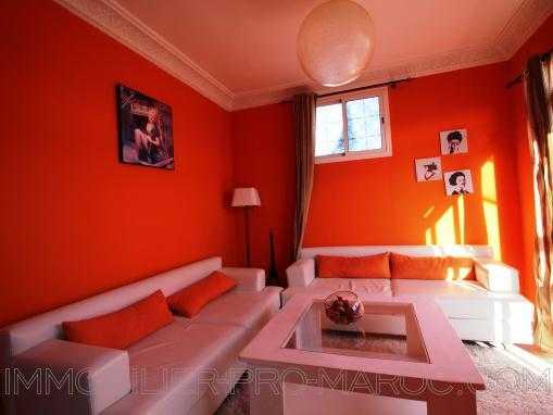 STUDIO meublé, avec double terrasse attenante, au centre ville d'Essaouira