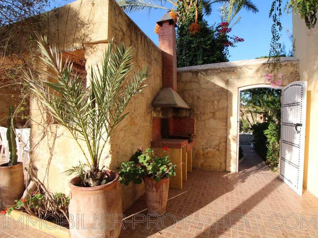 Villa Avantages Golf de mogador à 3 km Essaouira à 7 km