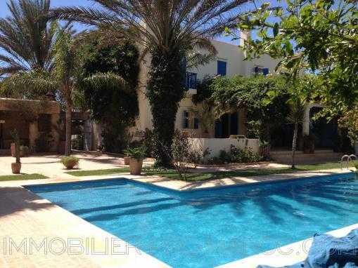 Agréable maison de vacances avec piscine à seulement 7 Km d' Essaouira