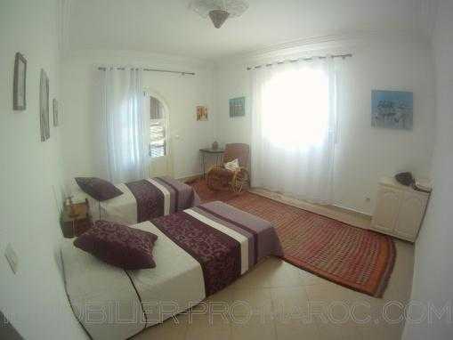 Belle appartement 2 façades, meublé, au centre ville d'Essaouira