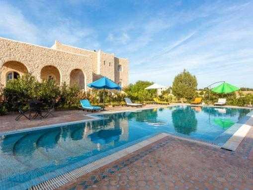 Location villa avec piscine à 11 Km d'Essaouira