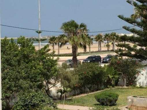 appartements et locaux dans immeuble de standing 1ère ligne plage d'Essaouira