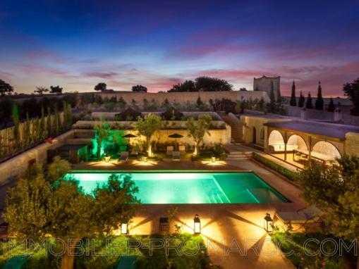 VILLA DE LUXE avec piscine chauffée, à qlqs Kms d'Essaouira