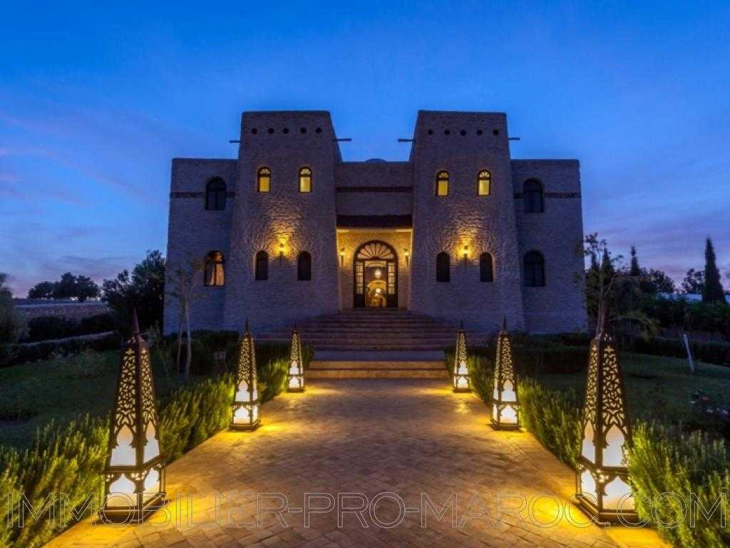 Villa en Location Saisonnière à Essaouira