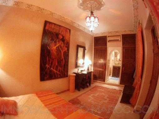 charmant Riad d'habitation de 3 chambres idéalement situé a la Kasbah