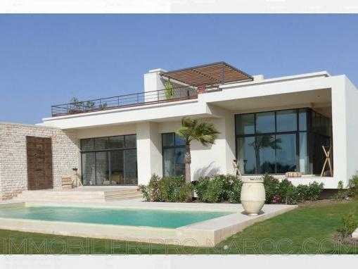 VILLA CONTEMPORAINE avec piscine au Golf de Mogador