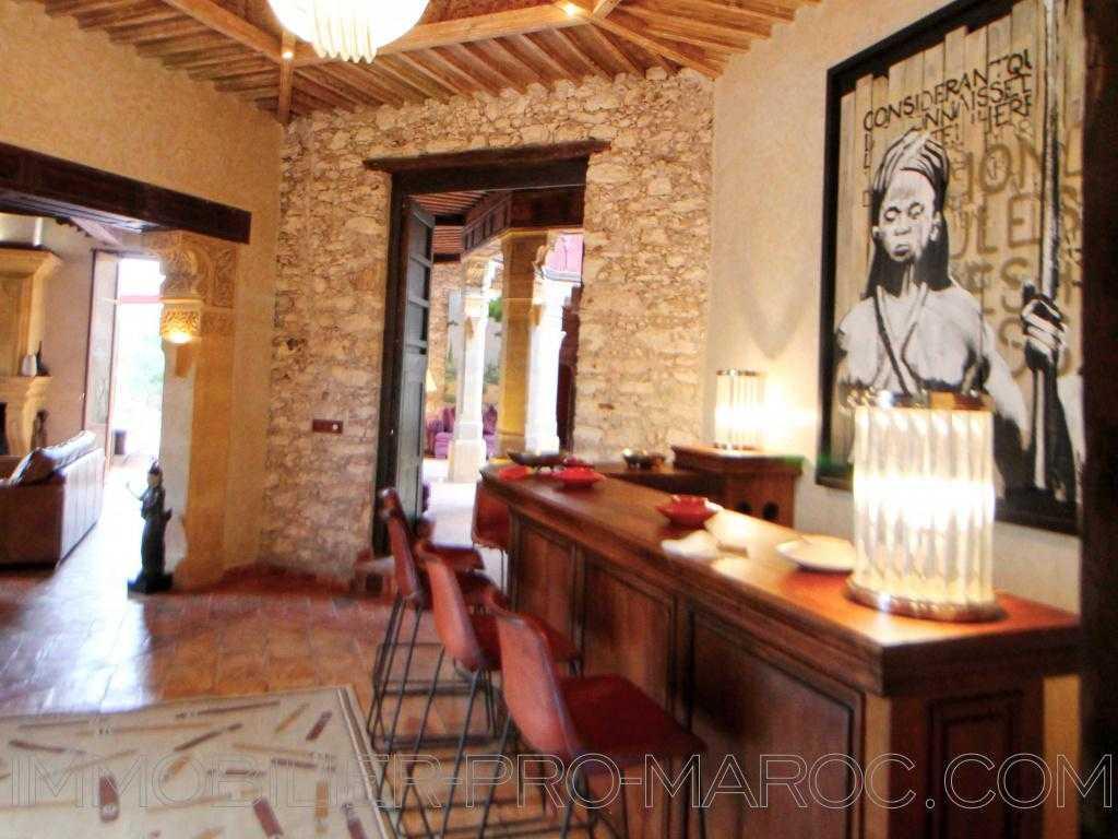 Villa Quartier Route d Agadir