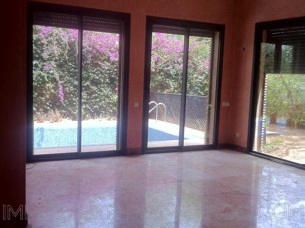 Villa Surface du Terrain 350 m²