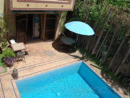 villa contemporaine de 5 chambres située a Targa