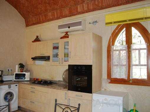 palmeraie  riad duplex titré de 4 chambres dans résidence sécurisée