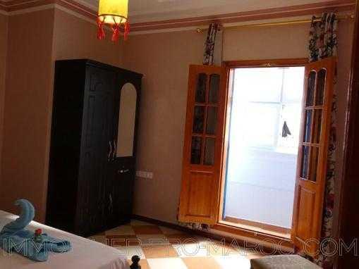 NEUF appartement 2 façades,récemment meublé, au nouveau quartier d'Essaouira