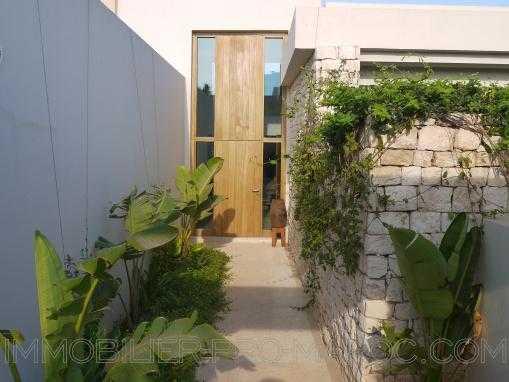Belle villa contemporaine au pied de Golf de Mogador avec vue sur mer
