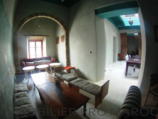 Atypique riad 5 chambres au coeur de la médina d'Essaouira
