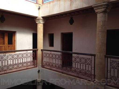 neuf: maison d'hote dans la medina