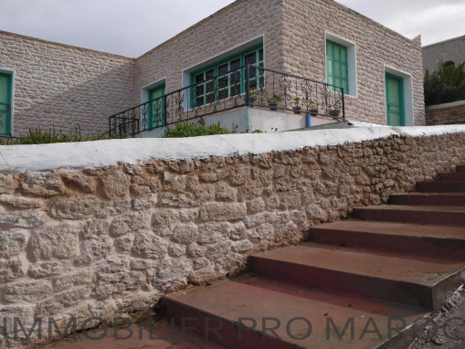 Location gérance restaurant auberge 11 chambres à 30 mns d'Essaouira