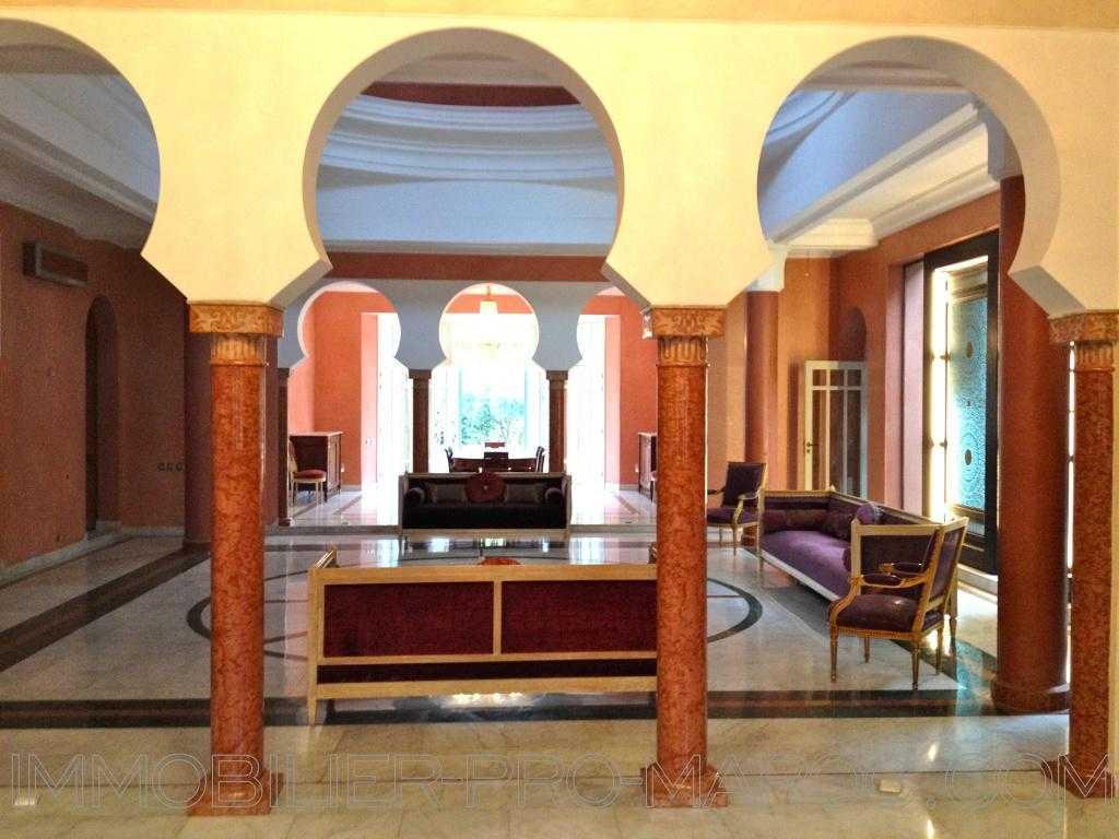Villa Quartier La Palmeraie