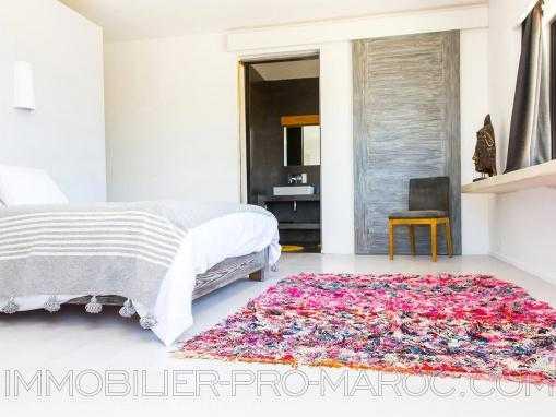 Maison d'architecte, avec piscine, à 14 Kms d'Essaouira