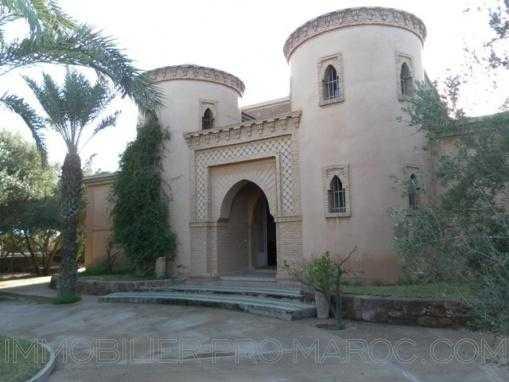 Circuit de la palmeraie,1 hectare , 2 maisons...