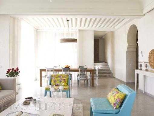 Splendide Villa sur joli parc de 2500 m2 Palmeraie