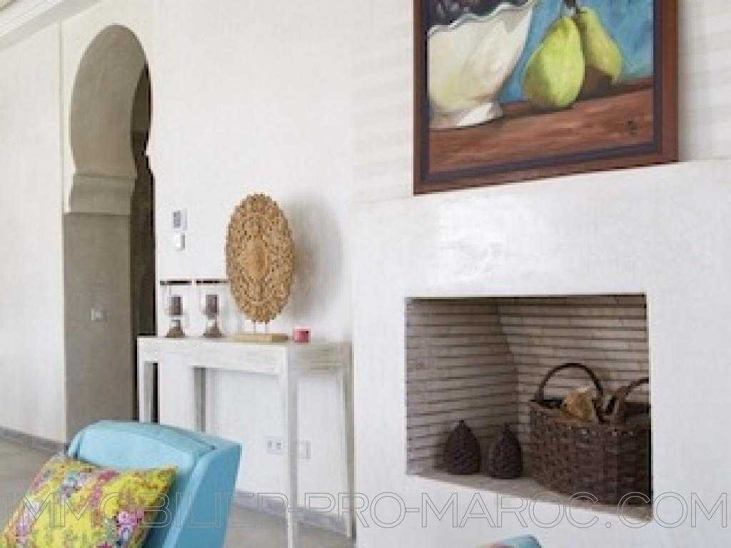 Villa Surface du Terrain 2 500 m²