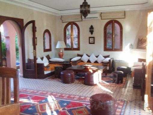 Villa Ryad au coeur de la Palmeraie