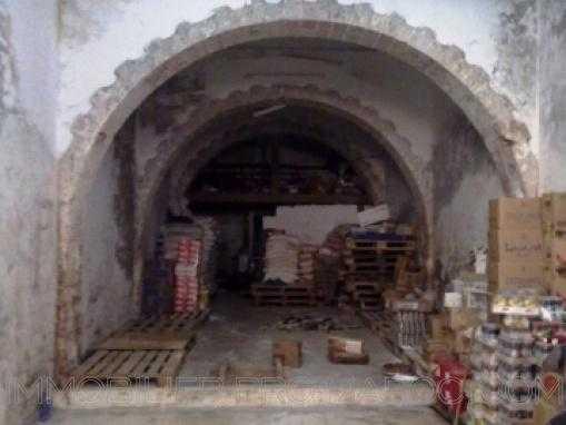Fond de commerce dans la médina d'Essaouira