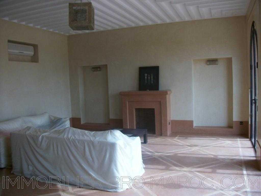 Villa Surface 550 m²