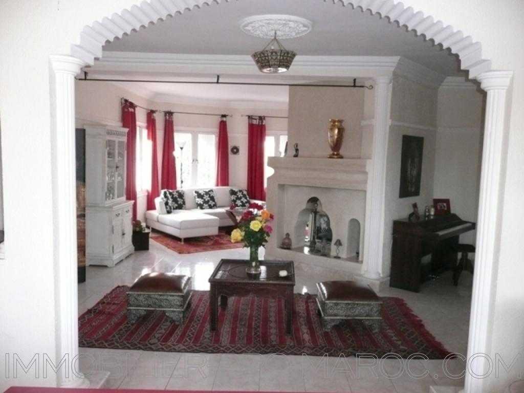 Villa Surface 650 m²