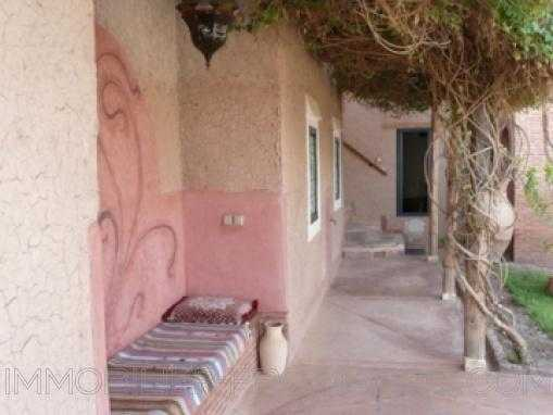Maison style Berbére