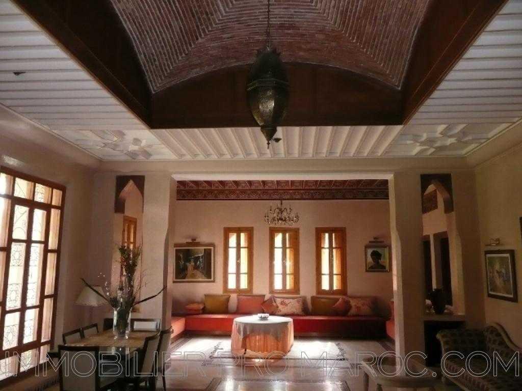 Villa Surface 750 m²