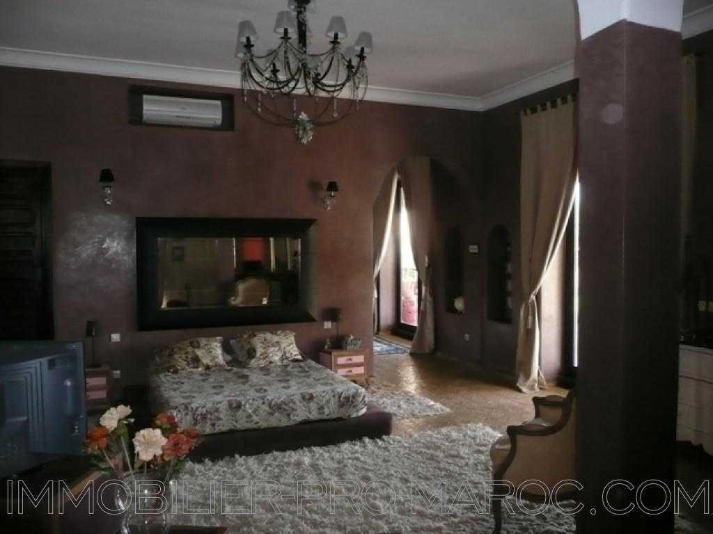 Villa Surface 850 m²
