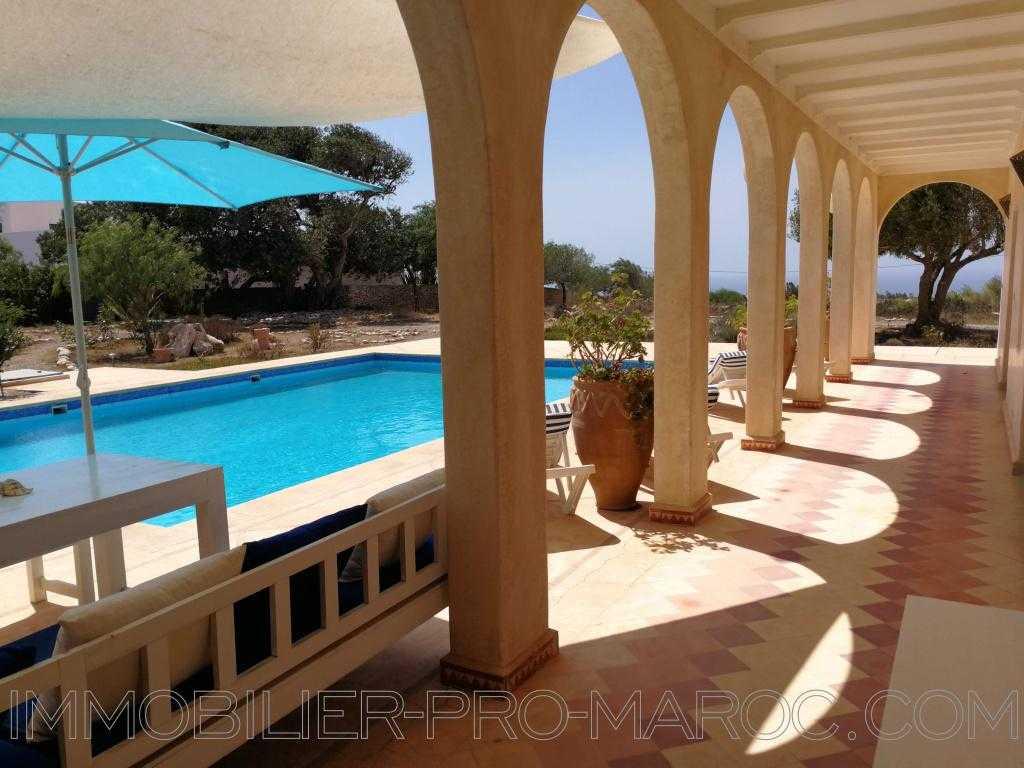 Villa Quartier Route d Agadir Bord de Mer